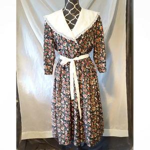 Breli vintage prairie ILGWU dress
